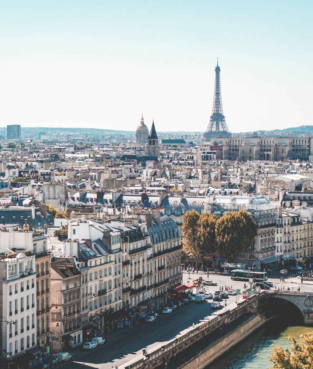 City View - Paris