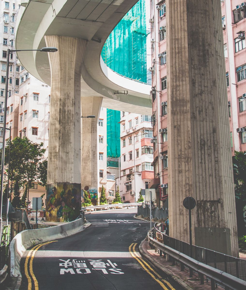 Road - Hong Kong